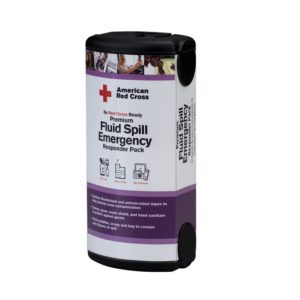 American Red Cross 13 Piece Fluid Spill Emergency Responder Pack