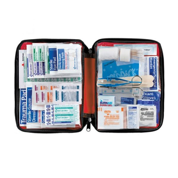 American Red Cross Deluxe All Purpose First Aid Kit, 299 Pieces