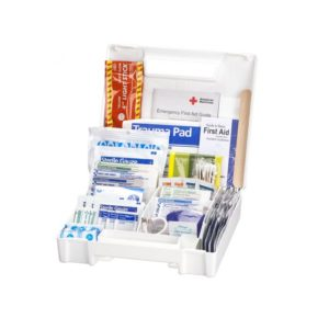 American Red Cross Deluxe Auto First Aid Kit