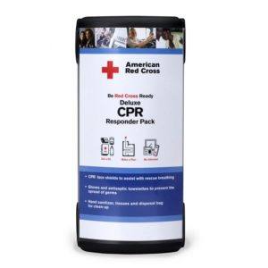 American Red Cross Deluxe CPR Responder Pack