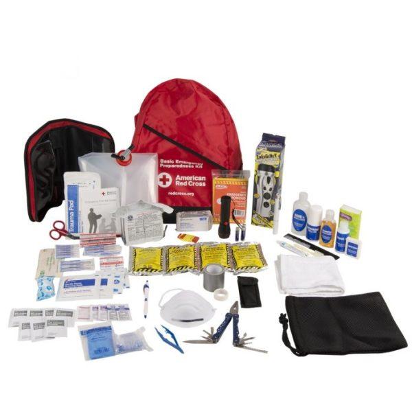 American Red Cross Emergency Preparedness Basic 3-Day Backpack