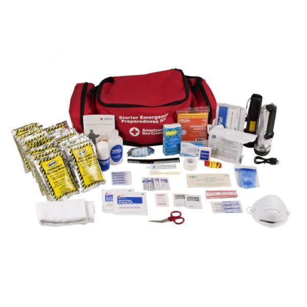 American Red Cross Emergency Preparedness Starter 1-Day Duffle Bag