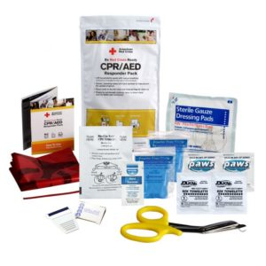 CPR-AED Responder Pack