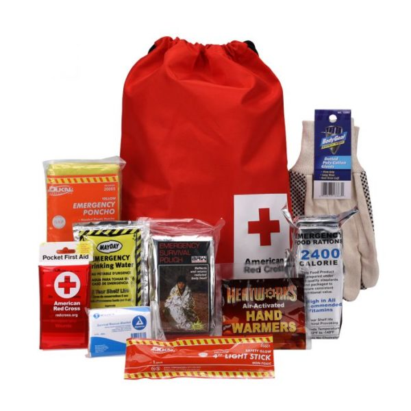 Red Cross Winter Survival Pack
