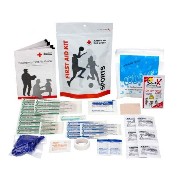 Sports First Aid Zip Kit